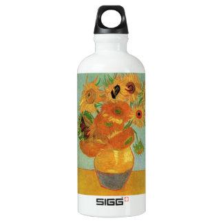 Still Life Vase with Twelve Sunflowers by Van Gogh SIGG Traveler 0.6L Water Bottle