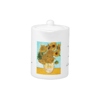 Still Life - Vase with Twelve Sunflowers van Gogh