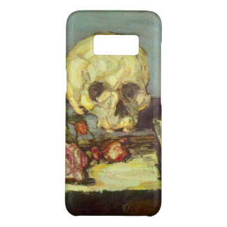 Still Life w Skull, Candle, Book By Paul Cezanne Case-Mate Samsung Galaxy S8 Case