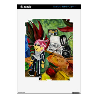 Still Life Watercolor 2016 iPad 3 Decal