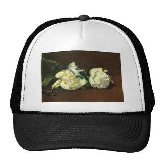 Still life, White Peony by Edouard Manet Trucker Hat