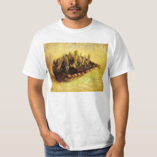 Still Life with a Basket of Crocuses by Van Gogh T-Shirt