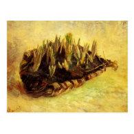Still life with a basket of crocuses, Vincent Postcards