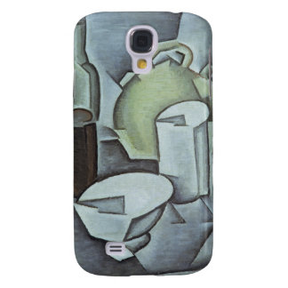 Still Life with a Bottle of Wine and an Earthenwar Samsung Galaxy S4 Cases