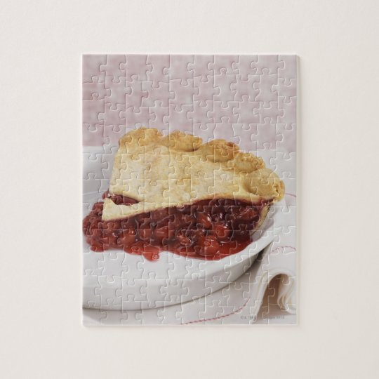 Still Life With a Cherry Pie Jigsaw Puzzle