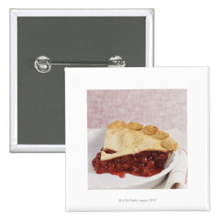 Still Life With a Cherry Pie Pinback Button