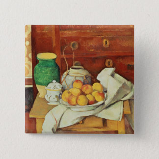 Still Life with a Chest of Drawers, 1883-87 Button