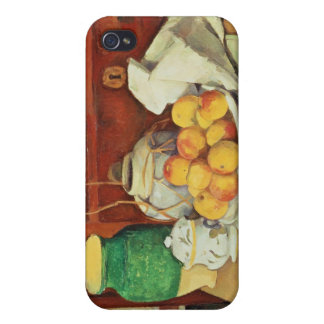 Still Life with a Chest of Drawers, 1883-87 iPhone 4 Covers