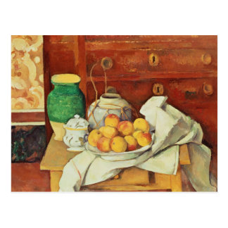 Still Life with a Chest of Drawers, 1883-87 Postcard