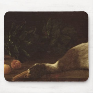 Still Life with a Duck, 1863 Mousepads