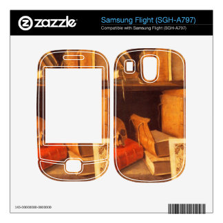 Still life with a equatorial sundial by Stoskopff Samsung Flight Skins