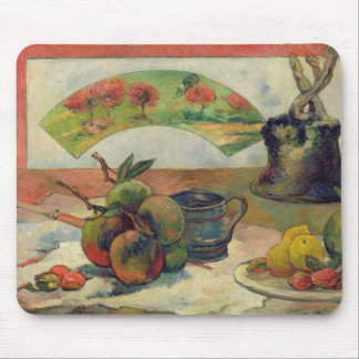 Still Life with a Fan, c.1889 Mouse Pad