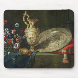 Still Life with a Gilded Ewer Mouse Pad