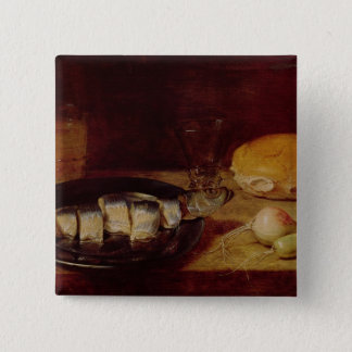Still Life with a Herring Button