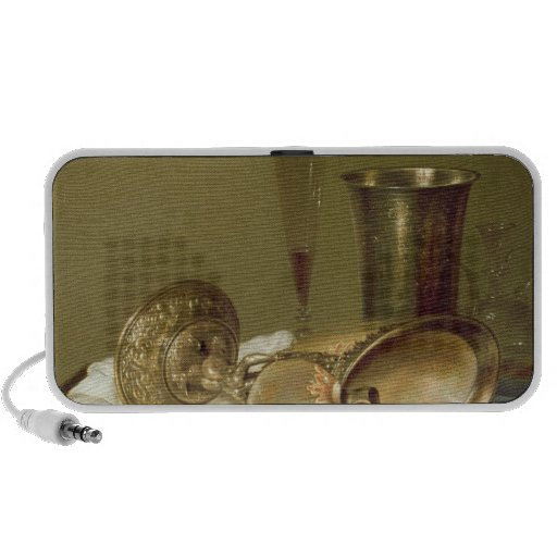 Still Life with a Nautilus Cup Mini Speaker