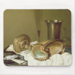 Still Life with a Nautilus Cup Mouse Pad