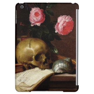 Still Life with a Skull iPad Air Covers