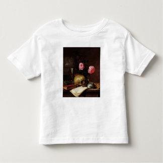 Still Life with a Skull Toddler T-shirt
