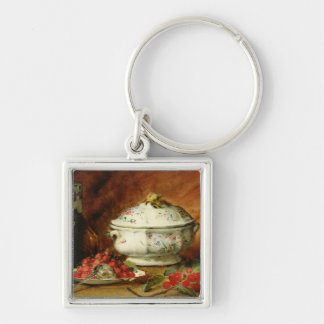 Still Life with a Soup Tureen Keychain