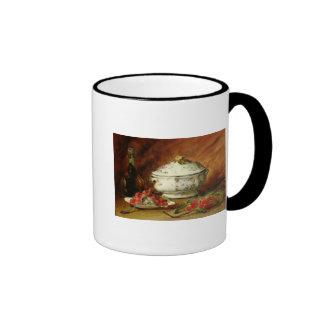 Still Life with a Soup Tureen Ringer Mug