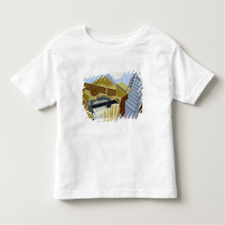 Still Life with a White Cloud Toddler T-shirt