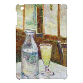 Still Life with Absinthe Vincent van Gogh paint Cover For The iPad Mini