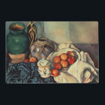 """Still Life with Apples, 1893-94 Placemat<br><div class=""""desc"""">Still Life with Apples,  1893-94 