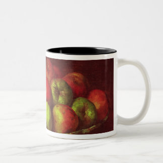 Still Life with Apples and a Pomegranate Mug