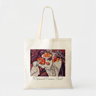 Still Life with Apples and Oranges Tote Bag