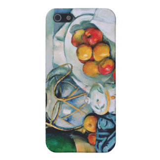 Still Life with Apples, Paul Cézanne Cover For iPhone 5