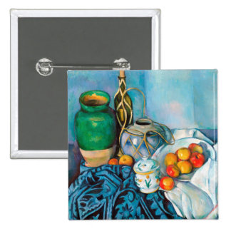 Still Life with Apples  Paul Cézanne painting food Pin