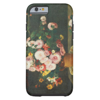 Still life with asters tough iPhone 6 case