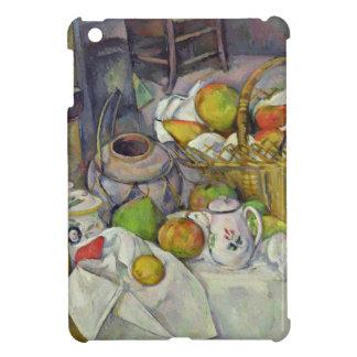 Still life with basket, 1888-90 iPad mini cases
