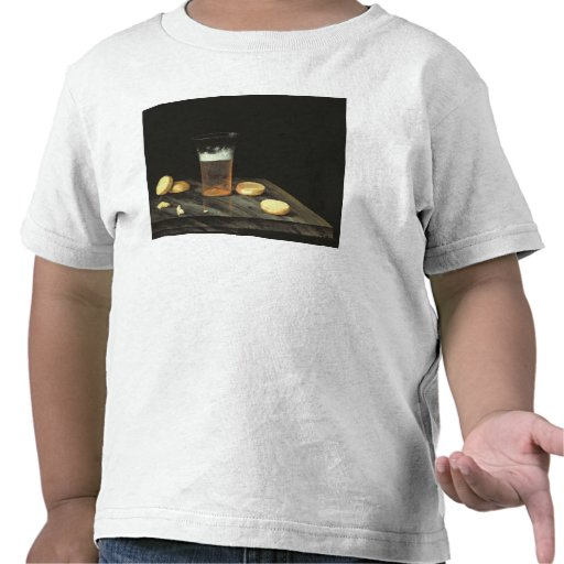 Still life with Beer Glass Tshirts