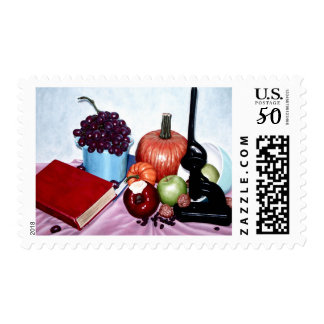 Still Life with Bite Postage
