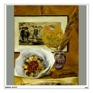 Still Life with Bouquet by Pierre-Auguste Renoir Room Graphic