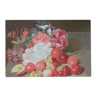 Still Life with Butterflies Placemat