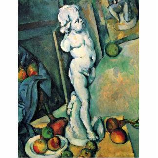 Still Life With Cherub By Paul Cézanne Cutout