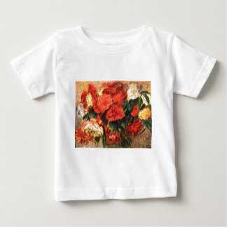 Still Life with Chrysanthemums Baby T-Shirt