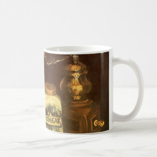Still Life with Coffee Mill by Vincent van Gogh Coffee Mug