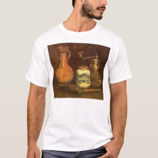 Still Life with Coffee Mill by Vincent van Gogh T-Shirt