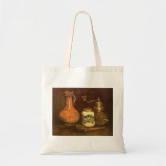 Still Life with Coffee Mill by Vincent van Gogh Tote Bag