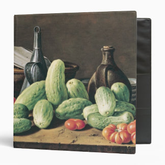 Still Life with Cucumbers and Tomatoes Binder