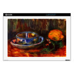 Still life with cup by Pierre Renoir Laptop Decals