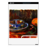 Still life with cup by Pierre Renoir Decals For PS3 Slim
