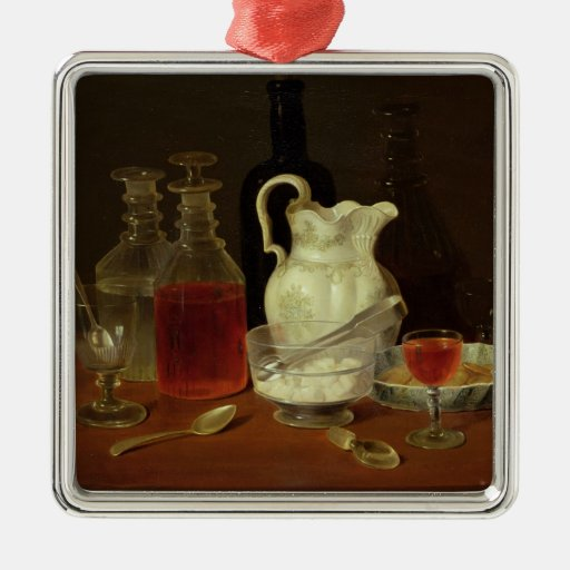 Still Life with Decanters Ornament