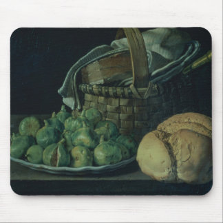 Still Life With Figs, 1746 Mouse Pad