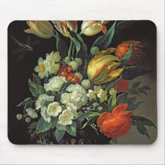 Still Life with Flowers, 1764 Mouse Pad