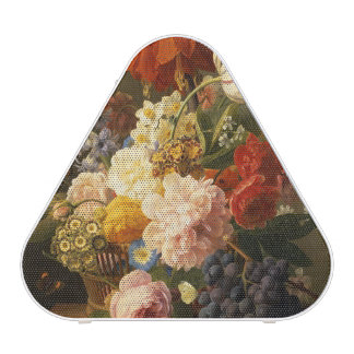 Still Life with Flowers and Fruit, 1827 Bluetooth Speaker