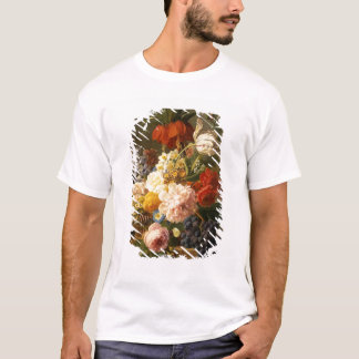 Still Life with Flowers and Fruit, 1827 T-Shirt